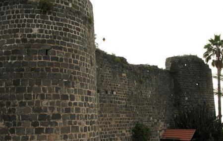 Crusader Fortress Image