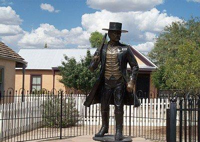 The Wyatt Earp House And Gallery Image