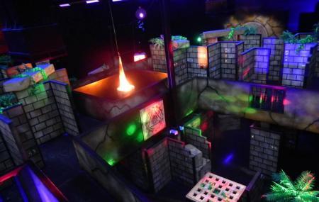 Lasertag Adventure Image