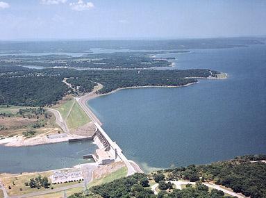 Eufaula Dam Image