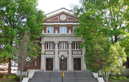 The Sheldon Concert Hall And Art Galleries Image