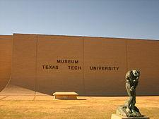 Museum Of Texas Tech University Image