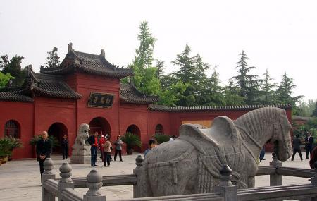 White Horse Temple Image