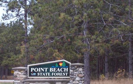 State Of Wisconsin- Point Beach State Forest Image
