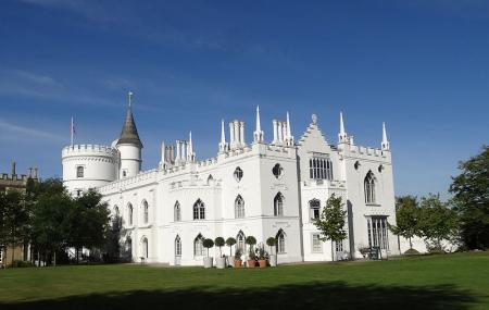 Strawberry Hill Image