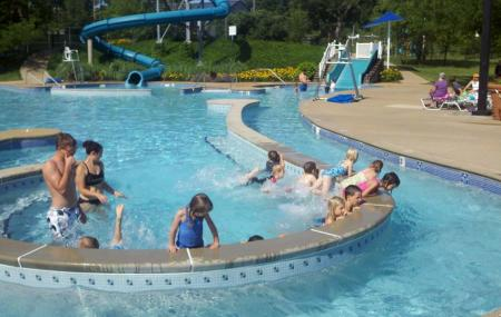 Webster Groves Swimming Pool Image