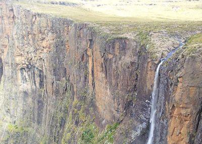Tugela Falls Image