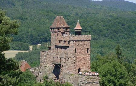 Burg Berwartstein Image