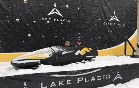 Lake Placid Bobsled Experience Image