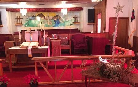 Little Rock Ame Zion Church Image