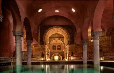 Hammam Al Andalus Granada Image