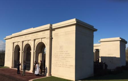 Cambrai Memorial, Louverval, France Image