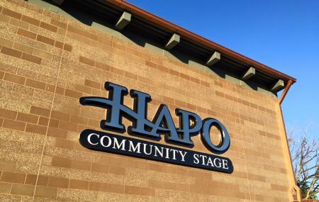 Hapo Community Stage Image