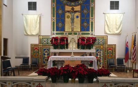 Sacred Heart Of Jesus Parish Image