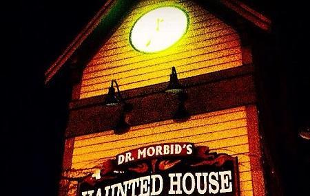 Dr. Morbid's Haunted House Image