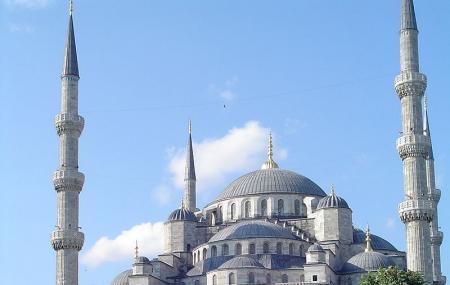 Blue Mosque Image