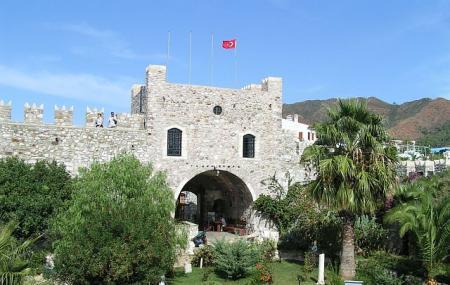 Marmaris Castle Image