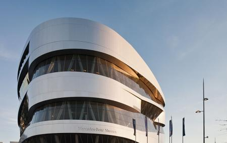 Mercedes-Benz Museum, Stuttgart | Reviews | Ticket Price | Timings ...