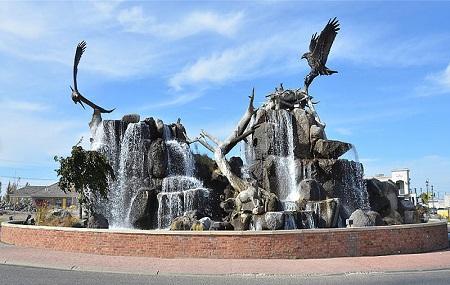 Eagle Rock Fountain Image