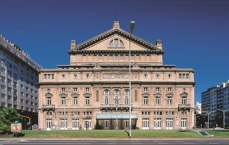 Teatro Colon Image