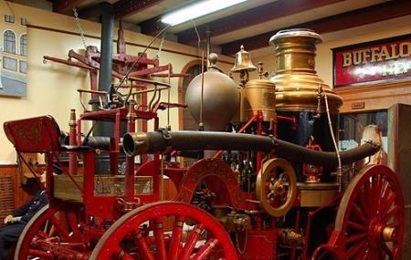 Buffalo Fire Museum Image