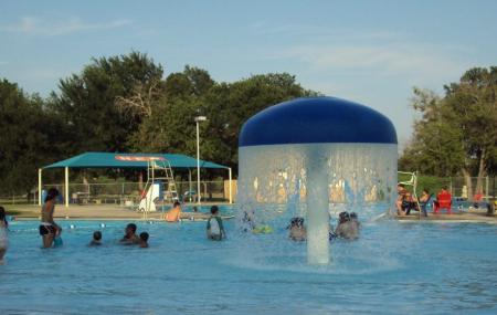 Hanna Springs Pool Image