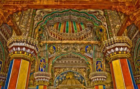 Thanjavur Palace Image