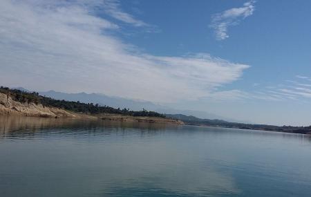 Ranjit Sagar Dam Image