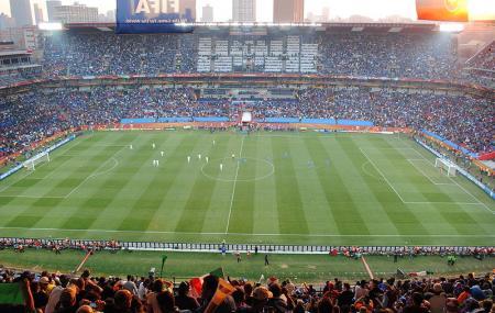 Ellis Park Stadium Image