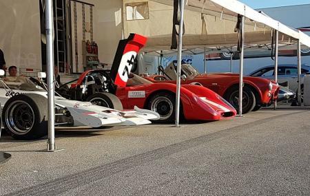 Palm Beach International Raceway Image