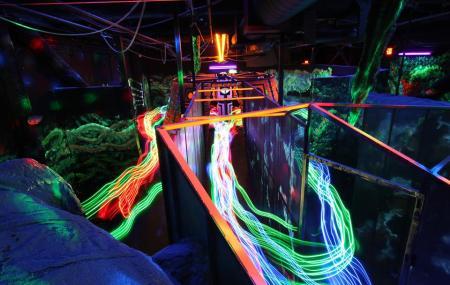 Ultrazone Laser Tag Image