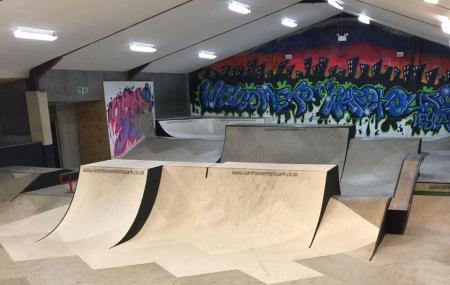 The Warehouse Skate Park Image