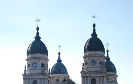 Metropolitan Church Of Of Moldova And Bucovina Image