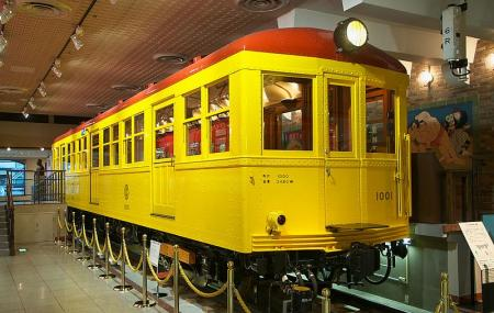 Subway Museum Image