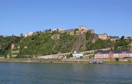 Ehrenbreitstein Fortress Image