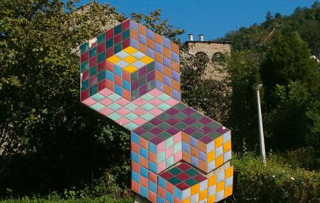 Victor Vasarely Museum Image