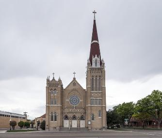 Cathedral Of The Sacred Heart Image