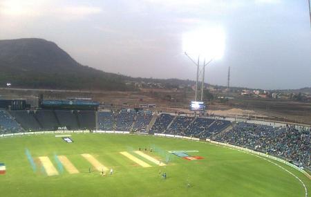 Subrata Roy Sahara Stadium Pune Image