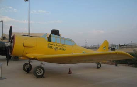 Saqer-aljazirah Aviation Museum Image