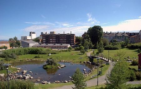 Iladalen Park Image