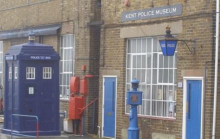Kent Police Museum Image