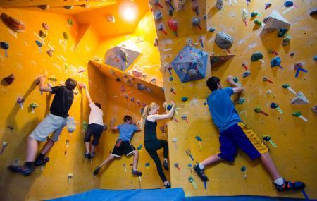 Rock & Rope Climbing Centre Image