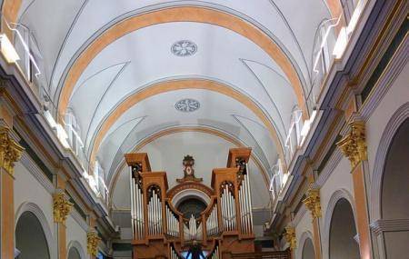 Parroquia De San Jaime Y Santa Ana Image