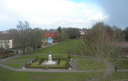 Trowbridge Lodge Park, Trowbridge