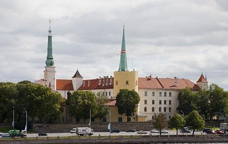 Riga Castle Image