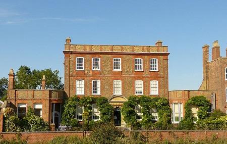 National Trust - Peckover House & Garden Image