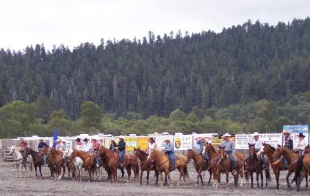 Orick Rodeo Grounds Image
