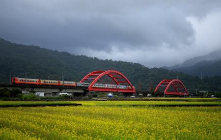 Yuli Kecheng Bridge Image