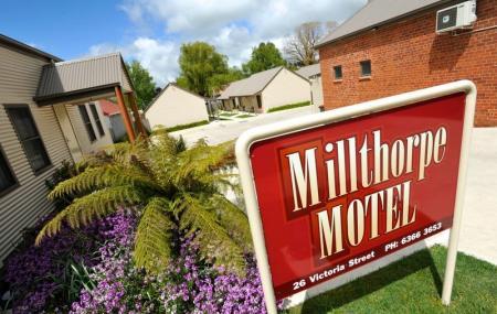Millthorpe Motel Image