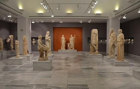 Heraklion Archaeological Museum Image